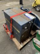 Eutectic + Castolin Castomag 180 Welding Rectifier. Please read the following important notes:-