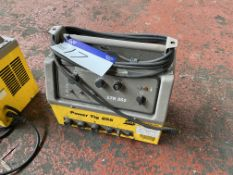 Esab Power Tig LTR 255 Tig Unit (no leads). Please read the following important notes:- Assistance