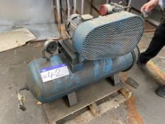 BroomWade Horizontal Receiver Mounted Air CompressorPlease read the following important notes:-