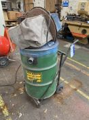 Big Brute Portable Industrial Vacuum Cleaner, 110V. Please read the following important notes:-