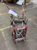 Migatronic LTE200 Portable Welder. Please read the following important notes:- Assistance will be