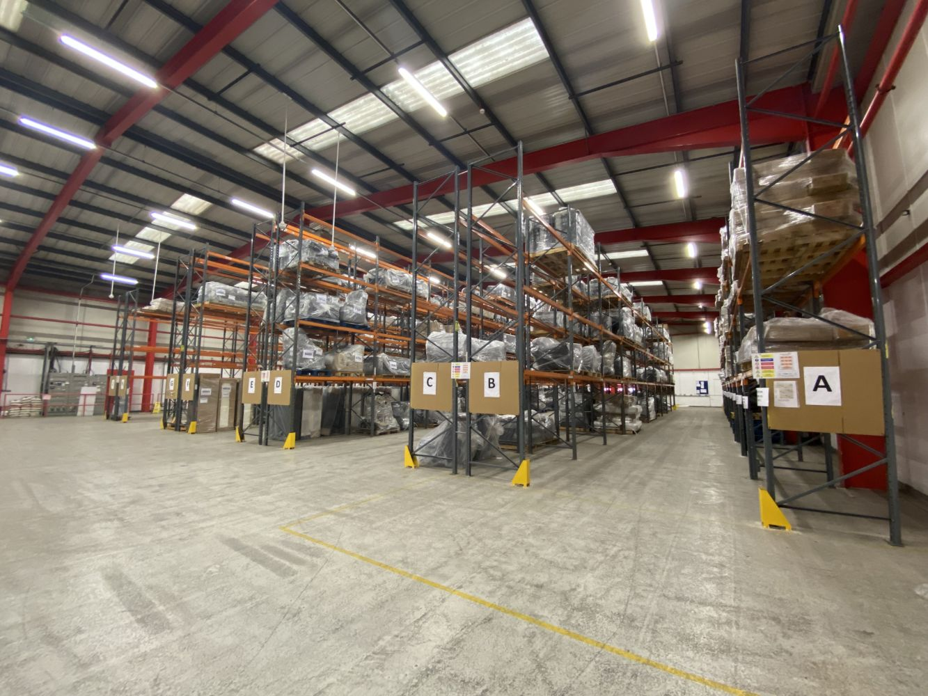 Loading Ramp, Pallet Racking, Warehouse Furniture & Eqpt, New and BrightHouse Refurbished Domestic/ Household Furniture Stock