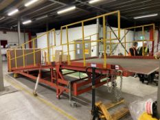 Thorworld 1500 kg Loading Ramp, Model Number: WKRSA337928, Serial Number: T60538-C (2016)Please