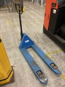 Warrior Hand Hydraulic Pallet Truck, 2500kg capacity Please read the following important notes:-
