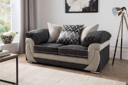 Mixed lot of Six BrightHouse grade B refurbished sofas including two Rihanna two seaters and four