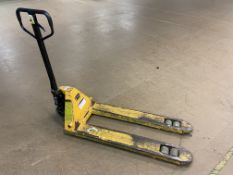 Hand Hydraulic Pallet Truck, 2500kg capacity Please read the following important notes:-Collections
