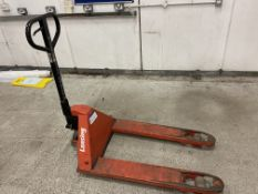 Lansing Hand Hydraulic Pallet TruckPlease read the following important notes:-Collections will not