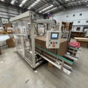Linkx CASE ERECTOR, serial no. M1316, year of manufacture 2016, (known to require attention);