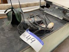 Bosch GBH 4 DFE Hammer Drill, 110V