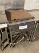 Parry Electric Stove, stove top approx. 600mm x 60