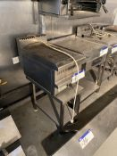 G170 Electric Grill, approx. 400mm x 700mm, with t