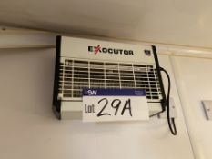 Exocutor Insect Eliminator (purchaser is responsib