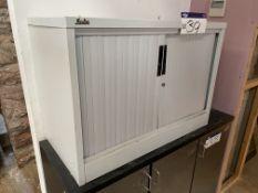 Silverline Sliding Door Cabinet, approx. 1m x 500m