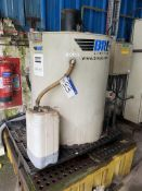 BRE Atlas Copco OSW 315 Water/ Oil Separation Unit, approx. 900mm, approx. 1.1m deep Please read the