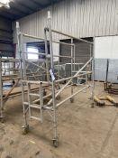 Boss Ladder Span Tubular Alloy Scaffold Tower, approx. 2.5m longPlease read the following