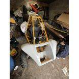 Petrol Engine Go-Kart/ Buggy(this lot is subject to 15% buyer's premium)Please read the following