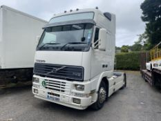 Volvo FH12.420 GTXL V1 4X2 TRACTOR UNIT, registration no. LP02 GBO, date first registered 01/03/