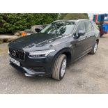VOLVO XC90 MOMENTUM PRO B5 AWD DIESEL AUTO SUV, registration no. KF69 GWP, date first registered