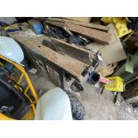 Circular Saw Bench, approx. 400mm dia. blade(this lot is subject to 15% buyer's premium)Please read