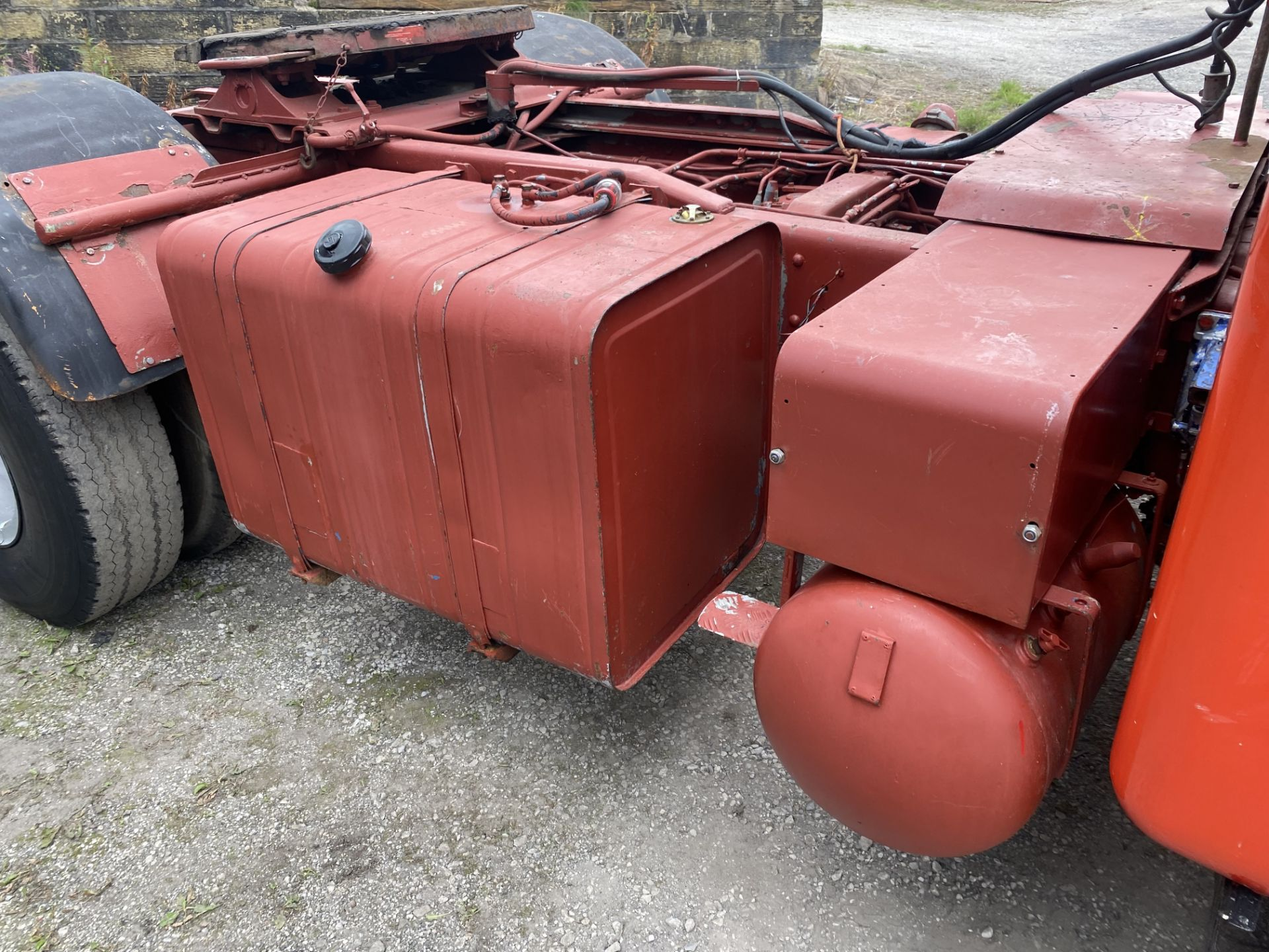 Scania 140 V8 4X2 TRACTOR UNIT, 1976, original vehicle (ex Italy - right hand drive), NOVA - Image 13 of 20