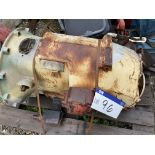Volvo Eight Speed Gearbox (understood to be suitable for Volvo F88)(this lot is subject to 15%