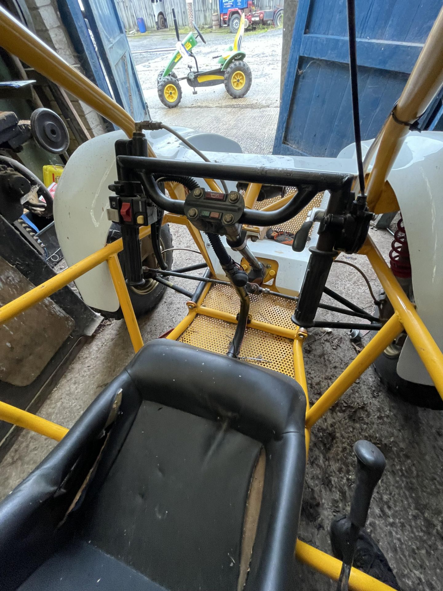 Petrol Engine Go-Kart/ Buggy(this lot is subject to 15% buyer's premium)Please read the following - Image 3 of 3