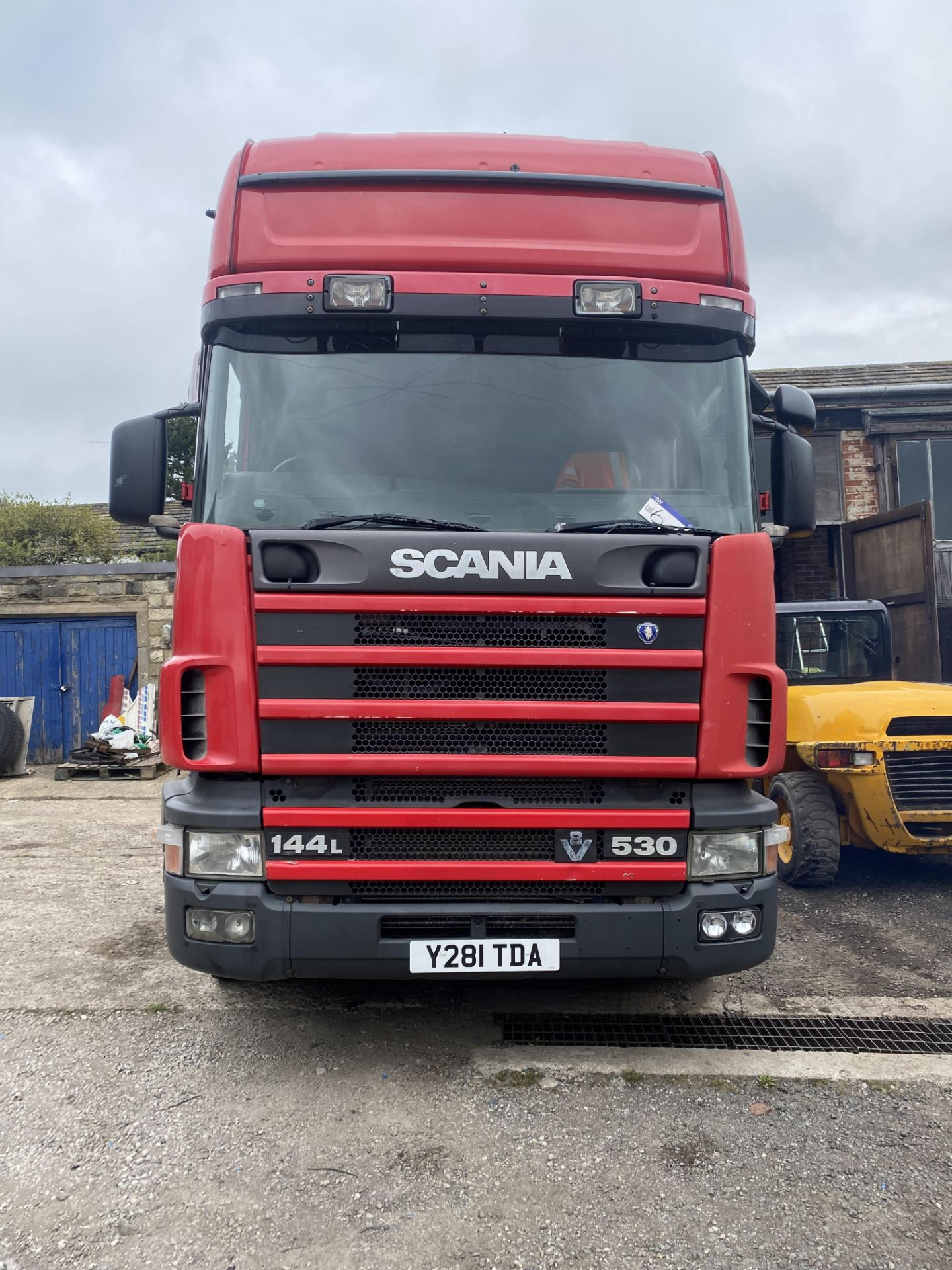 Scania 144 530 4X2 CLASSIC TRACTOR UNIT, registration no. Y281 TDA, date first registered 01/03/ - Image 7 of 19