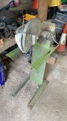 H Tod & Son Pull Down Saw(this lot is subject to 15% buyer's premium)Please read the following