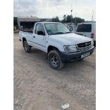 ToyotaHilux 2.5 2504WD MWB Diesel Pickup Truck, registration no.YP51 XHW, date first registered