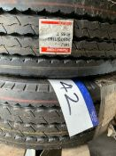 Two Bridgestone 245 85 R195 Tyres(this lot is subject to 15% buyer's premium)Please read the