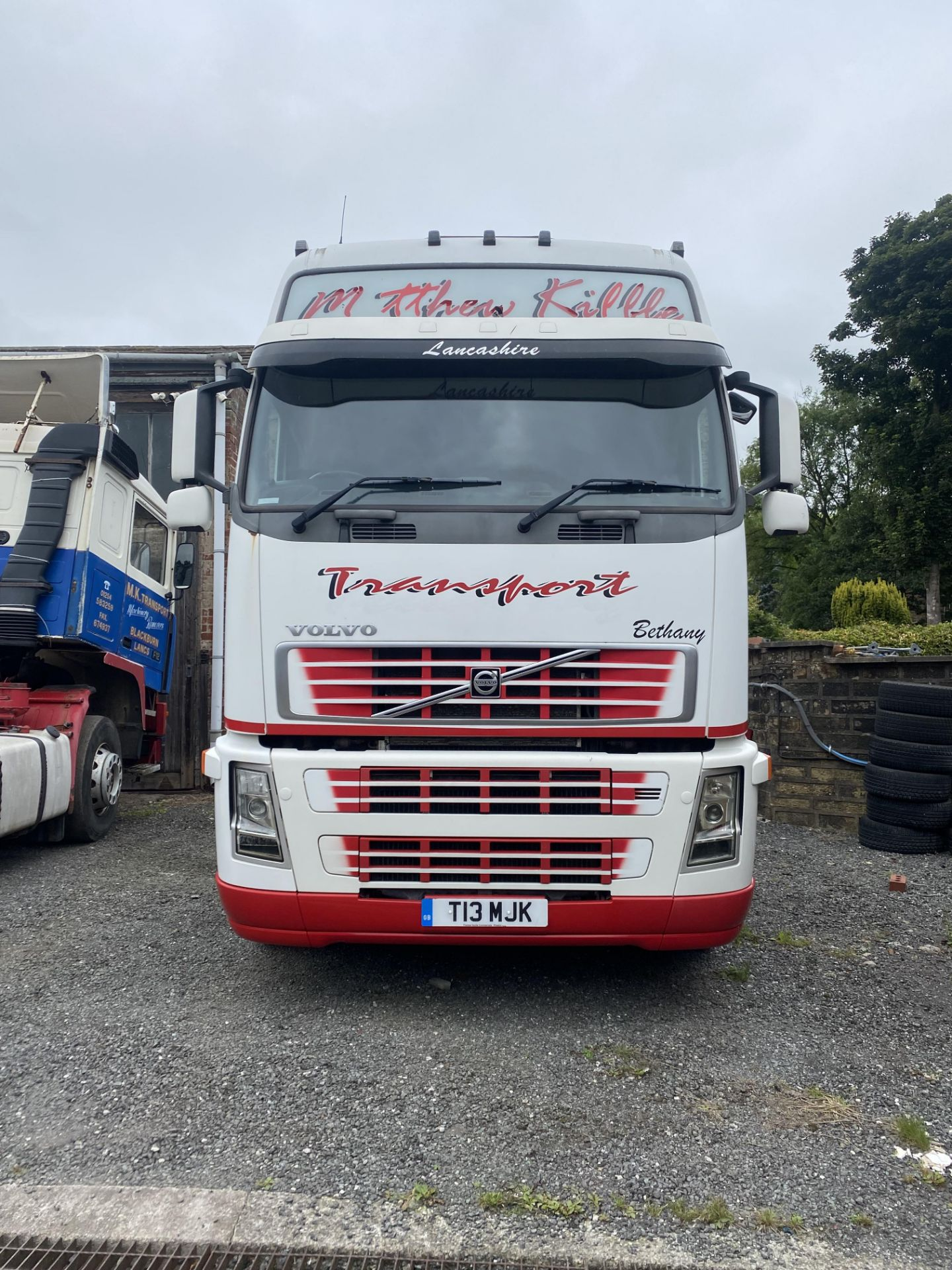Volvo FH12 GTXL Version 2 4x2 Tractor Unit, 2002 (please note this lot is not subject to VAT on - Image 5 of 20