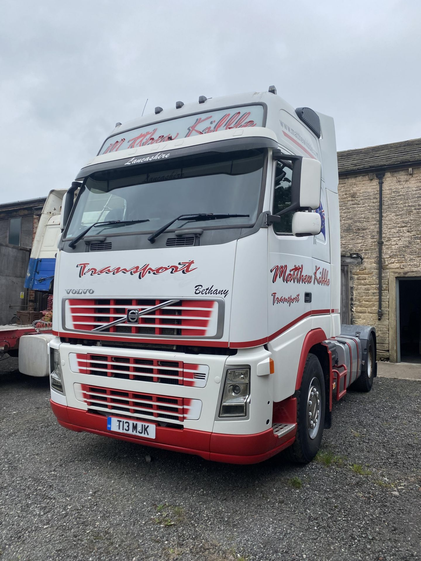 Volvo FH12 GTXL Version 2 4x2 Tractor Unit, 2002 (please note this lot is not subject to VAT on - Image 2 of 20
