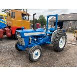 Ford 2000 Agricultural Tractor, vendors comments – nice original condition, clutch is no longer