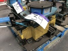 Shoham Pneumatic Punch Tool, Model COM5 Type T18, serial no. 611, year of manufacture 2005Please