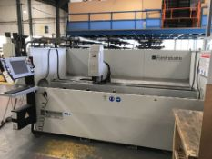 FOM ADIR C CNC 4-AXIS MACHINING CENTRE/ COPY ROUTER, Code X-11370, serial no. A1000214, year of