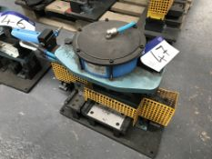 Shoham Pneumatic Punch Tool, Model COM6 Type T13, serial no. OM6T13/1416, year of manufacture