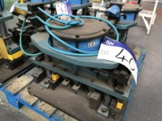 Shoham Pneumatic Punch Tool, Model COM5 Type T2, serial no. 336, year of manufacture 2003Please read