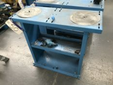 Shoham Metal Punch Tool StandPlease read the following important notes:- ***Overseas buyers - All