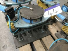Shoham Pneumatic Punch Tool, Model COM5E Type T28, serial no. 1163, year of manufacture 2007Please