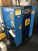 Compair L22 SR-7.5A Rotary Screw Air Compressor, serial no. 100016086/0001, year of manufacture
