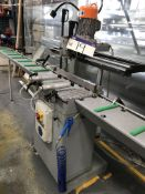 MLA A21LS Type 400/50 Copy Router, machine no. 130, year of manufacture 2015Please read the