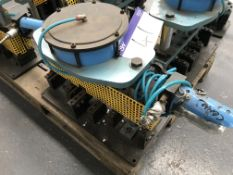 Shoham Pneumatic Punch Tool, Model COM7 Type T9, serial no. 715, year of manufacture 2005Please read