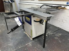 Charnwood W600 10in. Table Saw, no. L0029.06.14, 240VPlease read the following important