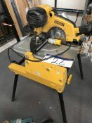 DeWalt DW743-LX Type 2 Portable Saw Bench, 110VPlease read the following important notes:- ***