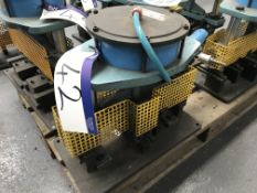 Shoham Pneumatic Punch Tool, Model COM6E Type T14, serial no. 1047, year of manufacture 2007Please