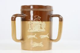 English Royal Doulton Loving Cup