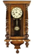 Antique Vienna Regulator Wall Clock