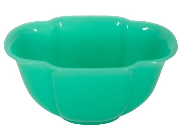 Steuben Green Jade Glass Bowl