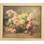 Edmond Van Coppenolle (1846-1914) French, Oil