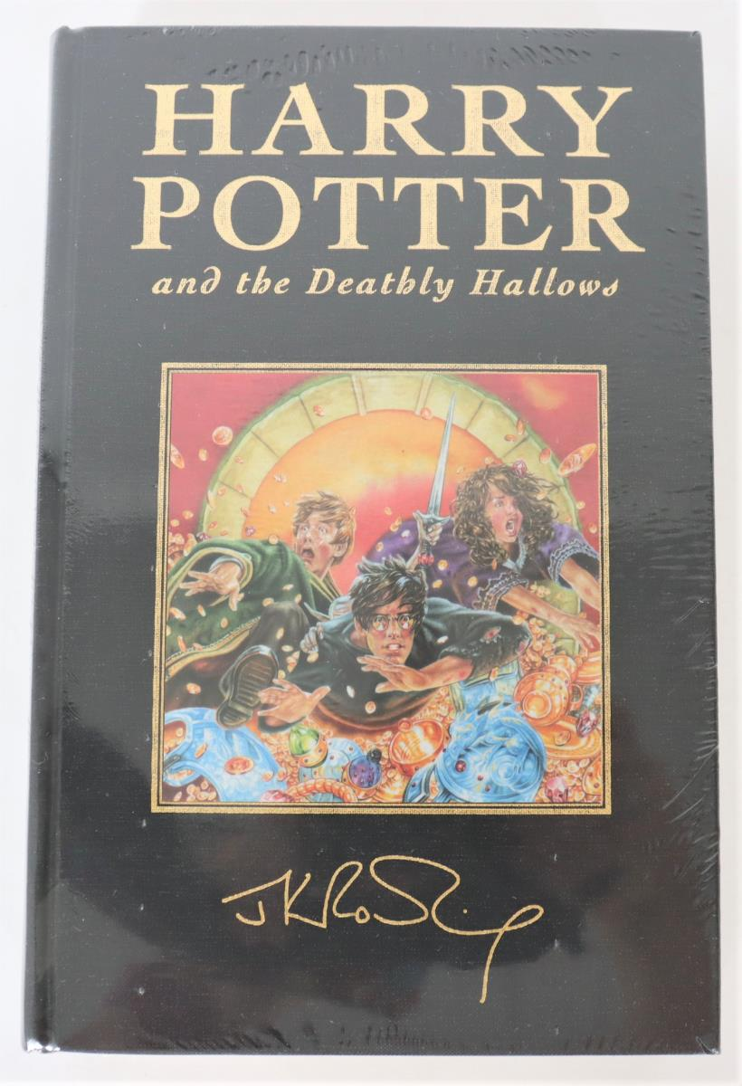 Harry Potter and the Deathly Hallows 2007 - Image 2 of 6